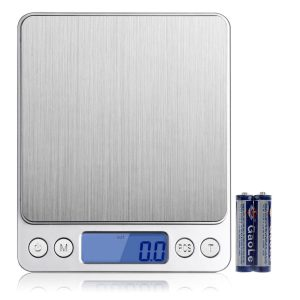 HEYFIT Multi-functional Digital Kitchen Food Scale