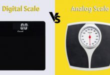 Digital Scale vs analog scale