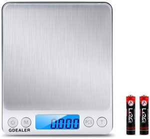 GDEALER DS1 Digital Pocket Multifunction Scale