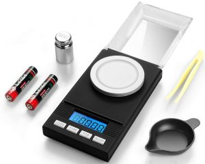 JamBer Digital Milligram Scale for Jewelery