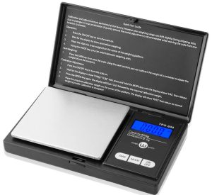 Weigh Gram Digital Pocket Jewelry Scale