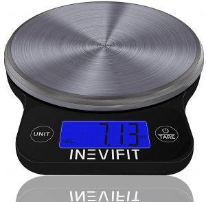 INEVIFIT Digital Kitchen Scale