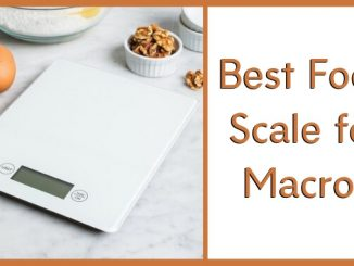 Food Scale for Macros