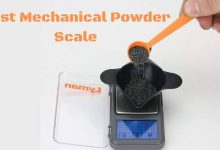 Best Mechanical Powder Scale