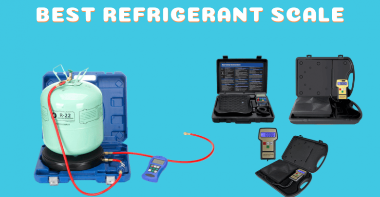 Best Refrigerant Scale