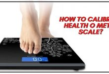 How to Calibrate Health O Meter Scale